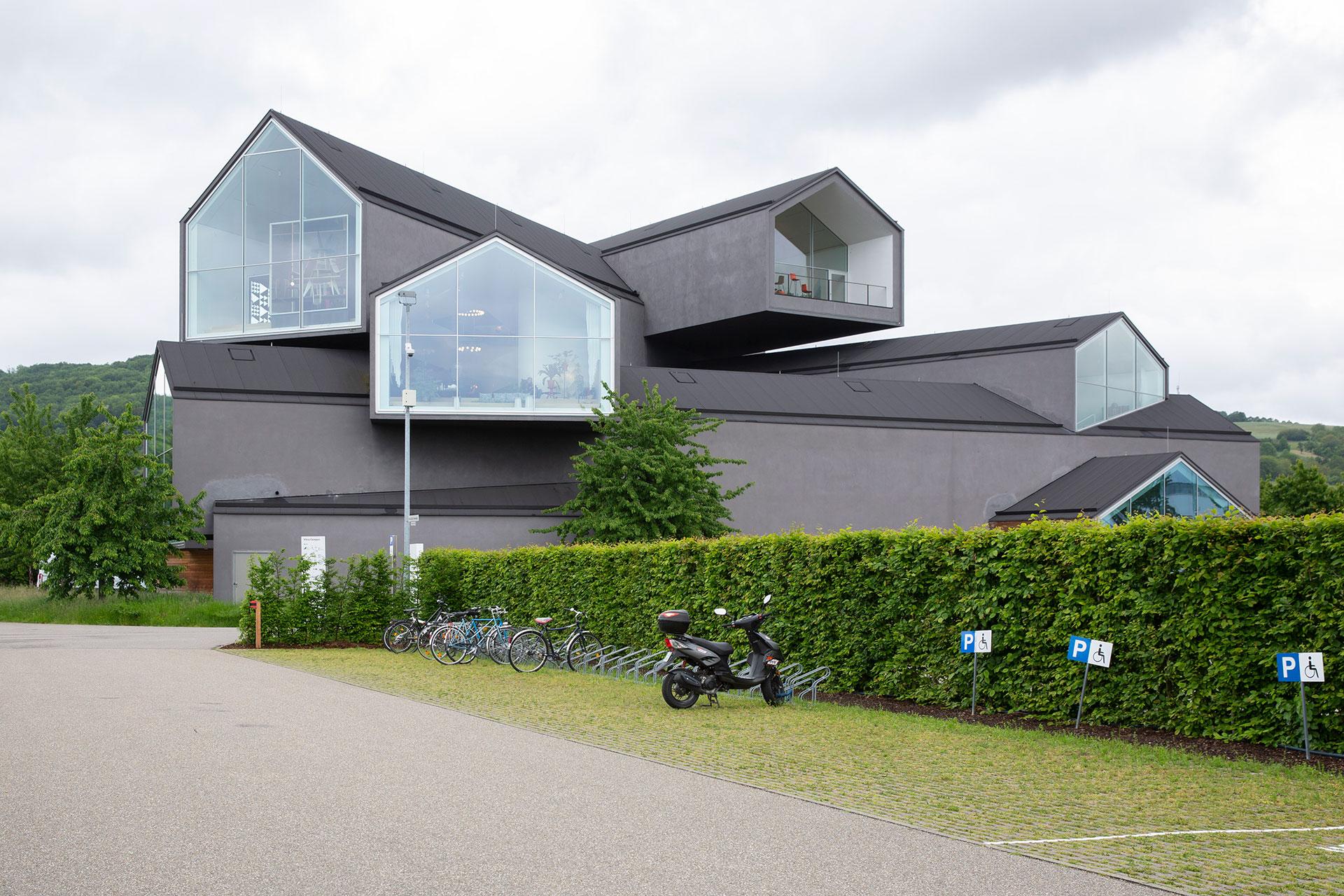 VitraHaus, gebaut von Herzog & de Meuron