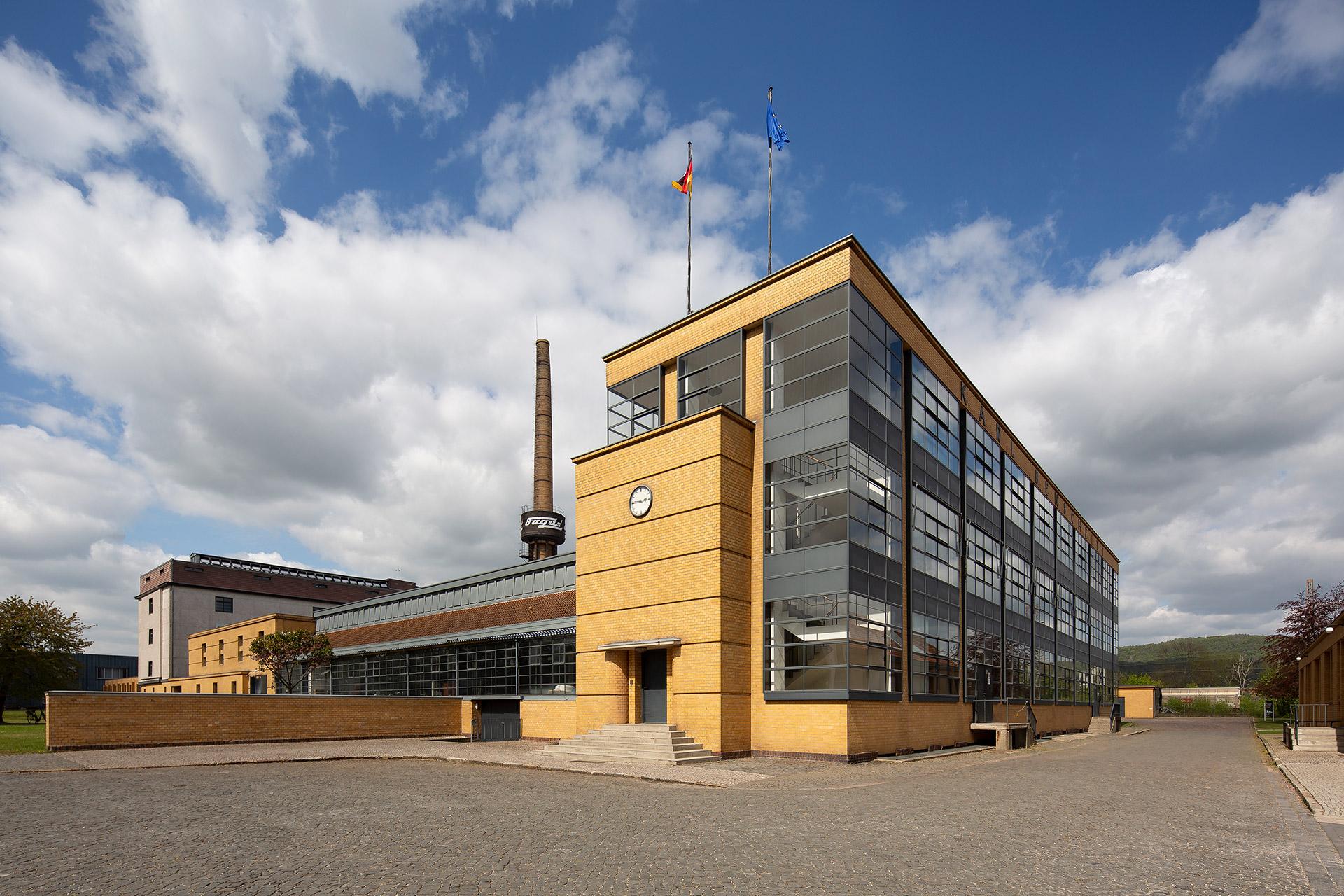 Fagus-Werk UNESCO WELTERBE in Alfeld