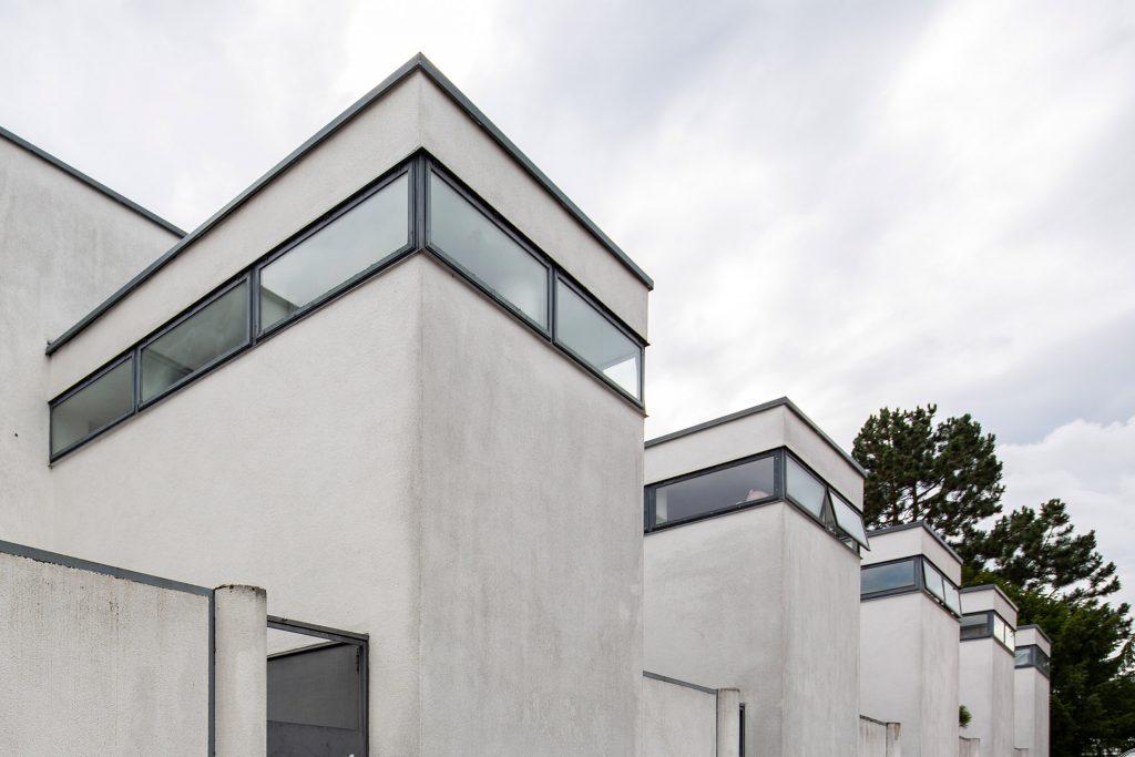 Weissenhofsiedlung Stuttgart - Reihenhaus von J.J.P. Oud